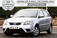 USED 2010 10 KIA RIO 1.4 STRIKE 5d AUTO 96 BHP Just arrived, more images soon