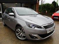 2014 PEUGEOT 308 1.2 E-THP ALLURE 5d AUTO 130 BHP £9000.00