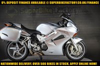 USED 2006 06 HONDA VFR800F 800cc GOOD BAD CREDIT ACCEPTED, NATIONWIDE DELIVERY,APPLY NOW