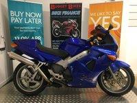 2002 HONDA VFR800F 0.8 VFR 800 F 1d  £2190.00