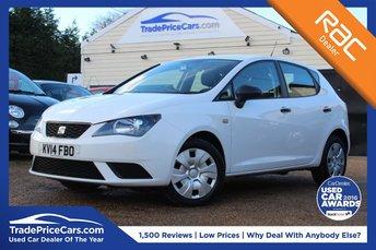 2014 SEAT IBIZA 1.2 S A/C 5d 69 BHP £6000.00