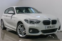 USED 2015 65 BMW 1 SERIES 1.5 118I M SPORT 3d 134 BHP