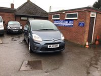 USED 2010 10 CITROEN C4 PICASSO 1.6 VTR PLUS HDI 5d 107 BHP FULL SERVICE HISTORY