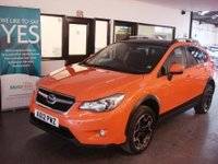 USED 2012 12 SUBARU XV 2.0 I SE 5d 150 BHP Three owners, Full service history. Supplied with a Service & Mot. An eye finished in Orange !!