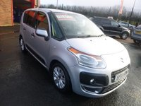 USED 2010 CITROEN C3 PICASSO 1.6 PICASSO VTR PLUS HDI 5d 90 BHP