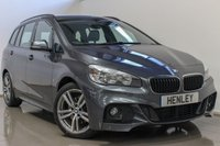 2017 BMW 2 SERIES 2.0 218D M SPORT GRAN TOURER 5d AUTO 148 BHP £18990.00