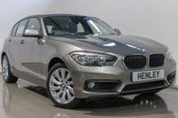 2017 BMW 1 SERIES 2.0 118D SE 5d 147 BHP £14990.00