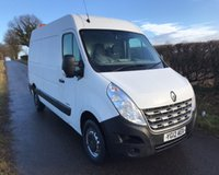 2012 RENAULT MASTER MM35 DCI S/R £6995.00