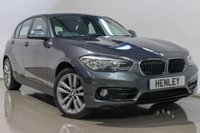 USED 2017 17 BMW 1 SERIES 1.5 116D SPORT 5d AUTO 114 BHP