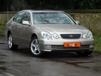 View our LEXUS GS 300