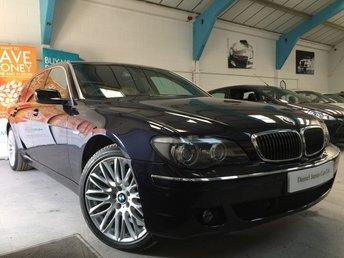 2006 BMW 7 SERIES 3.0 730LD SE 4d AUTO 228 BHP £10990.00