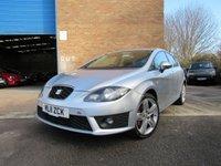2011 SEAT LEON 2.0 FR CR TDI 5d 168 BHP £8995.00