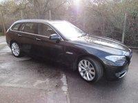 2010 BMW 5 SERIES 3.0 530D SE TOURING 5d AUTO 242 BHP £11995.00