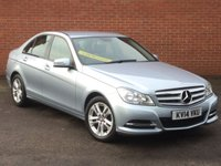 USED 2014 14 MERCEDES-BENZ C CLASS 1.6 C180 BLUEEFFICIENCY EXECUTIVE SE 4d AUTO 154 BHP