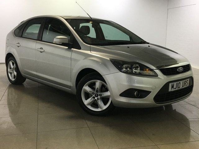 View our 2010 10 FORD FOCUS 1.6 ZETEC 5d 100 BHP
