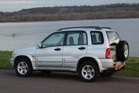 USED 2004 54 SUZUKI GRAND VITARA 2.0 TD 5d 108 BHP