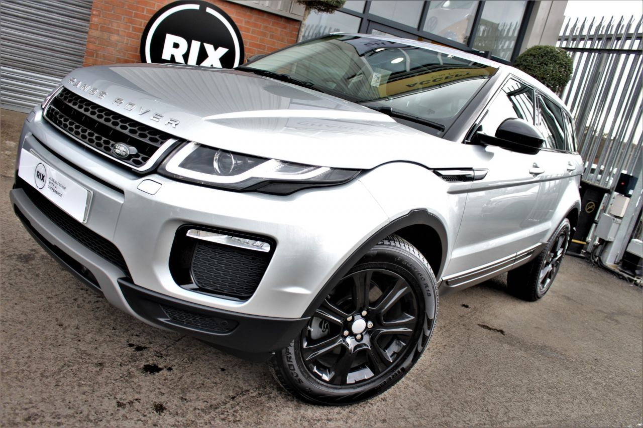 Thumbnail image of LAND ROVER RANGE ROVER EVOQUE