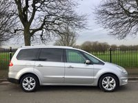 USED 2010 10 FORD GALAXY 2.0 TITANIUM X 5d 201 BHP