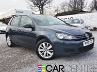 2011 VOLKSWAGEN GOLF 1.6 MATCH TDI BLUEMOTION TECHNOLOGY DSG 5d AUTO 103 BHP £6995.00