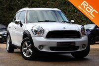 USED 2014 63 MINI COUNTRYMAN 1.6 ONE 5d 98 BHP