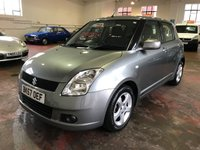 2007 SUZUKI SWIFT 1.5 GLX VVTS 5d 101 BHP £2990.00