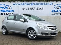 USED 2009 09 VAUXHALL CORSA 1.4 DESIGN 16V TWINPORT 5d AUTO 90 BHP PRICE INCLUDES A 6 MONTH RAC WARRANTY, 1 YEARS MOT WITH 12 MONTHS FREE BREAKDOWN COVER