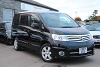 2007 NISSAN SERENA 2.0 16v HIGHWAY STAR 8 SEAT AUTOMATIC £5975.00