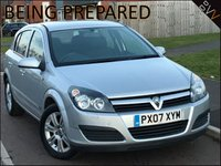 USED 2007 07 VAUXHALL ASTRA 1.4 ACTIVE 16V TWINPORT 5d 90 BHP *GREAT VALUE FAMILY CAR!*