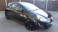 USED 2014 64 VAUXHALL CORSA 1.3 LIMITED EDITION CDTI ECOFLEX 3dr Cruise, Privacy, 1 Own, FVSH