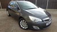 USED 2011 61 VAUXHALL ASTRA 2.0 SE CDTI S/S 5dr Leather, Cruise, £30/Yr Tax