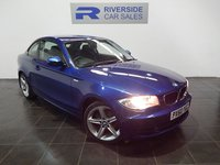 USED 2010 60 BMW 1 SERIES 2.0 120I SPORT 2d 168 BHP