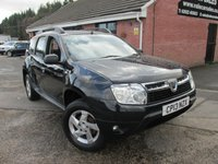 2013 DACIA DUSTER 1.5 DCI AMBIANCE 5 dr £5990.00