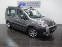 USED 2012 12 PEUGEOT PARTNER 1.6 TEPEE OUTDOOR HDI 5d 112 BHP