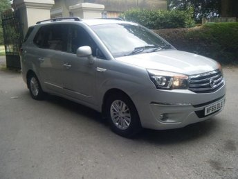 View our SSANGYONG TURISMO