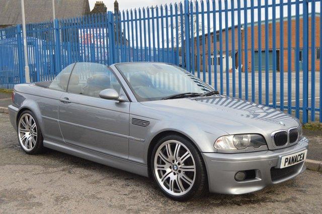 2003 53 BMW M3 3.2 M3 2d 338 BHP