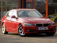 USED 2012 12 BMW 3 SERIES 2.0 320D EFFICIENTDYNAMICS 4dr (160) ** Leather + Bluetooth + Cruise **