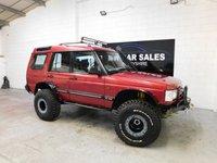 2000 LAND ROVER DISCOVERY 4.0 V8I GS 7STR 5d AUTO 182 BHP £3791.00
