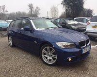 2011 BMW 3 SERIES 2.0 320D M SPORT TOURING 5d 181 BHP £8489.00