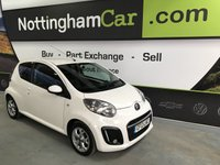 USED 2013 13 CITROEN C1 VTR PLUS