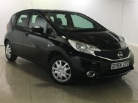USED 2014 64 NISSAN NOTE 1.5 DCI VISIA 5d 90 BHP 1 Owner From New/Bluetooth