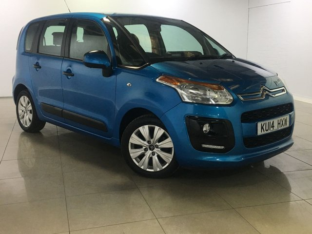 View our 2014 14 CITROEN C3 PICASSO 1.6 PICASSO VTR PLUS HDI 5d 91 BHP