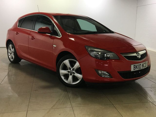 View our 2010 10 VAUXHALL ASTRA 1.6 SRI 5d 113 BHP