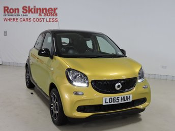 2015 SMART FORFOUR}