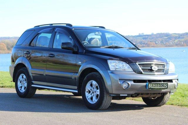 2005 05 KIA SORENTO 2.5 XE CRDI 5d 139 BHP