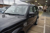 USED 2014 14 LAND ROVER DISCOVERY 4 3.0 SDV6 HSE LUXURY 5d AUTO 255 BHP