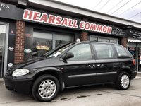 USED 2007 57 CHRYSLER VOYAGER 2.4 SE TOURING 5d 145 BHP