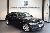USED 2011 11 BMW 3 SERIES 2.0 320D M SPORT 4d 181 BHP + FULL SERVICE HISTORY + SPORT SEATS + CRUISEC CONTROL + AUTO AIR CONDITIONING + CRUISE CONTROL + PARKING SENSORS + 17 INCH ALLOY WHEELS +