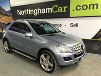 USED 2010 10 MERCEDES-BENZ M-CLASS ML350 CDI BLUEEFFICIENCY SPORT