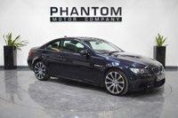 2007 BMW M3 4.0 M3 2d 415 BHP £16990.00
