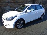 2016 HYUNDAI I20 1.2 MPI SE BLUE DRIVE 5d 83 BHP £8690.00
